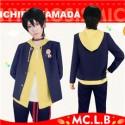 ヒプノシスマイク DRB ヒプマイ Buster Bros!!! 山田三郎 MC.L.B コスプレ衣装