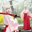 Fate/Grand Order セイバー 桜 コスプレ衣装
