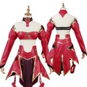 Fate/apocrypha FGO モードレッド 赤のセイバー コスプレ衣装