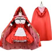 Fate/Grand Order FGO マリー・アントワネット 四周年 赤ずきん ハロウイン コスプレ衣装