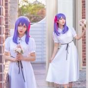 Fate/stay night FGO劇場版 間桐 桜 コスプレ衣装
