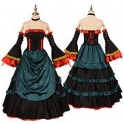 コードギアス復活のルルーシュ C.C. シーツー ドレス コスプレ衣装