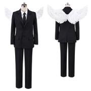 チェンソーマン 天使の悪魔 コ コスプレ衣装