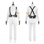 進撃の巨人 ファイナルシーズン マーレ軍 マーレの戦士候補生 コスプレ衣装
