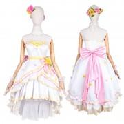 ウマ娘 プリティーダービー マヤノトップガン 花嫁 ウェディングドレス コスプレ衣装