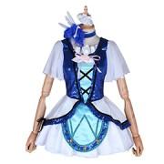 ラブライブ!サンシャイン!! アクア 桜内梨子 WATER BLUE NEW WORLD コスプレ衣装