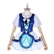 ラブライブ!サンシャイン!! アクア 小原鞠莉 WATER BLUE NEW WORLD コスプレ衣装