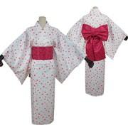 コスプレ風 堕姫 和服 浴衣 着物 コスプレ衣装 コスチューム 変装 cosplay
