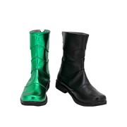 仮面ライダーW かめんライダーダブル サイクロンジョーカー コスプレ靴/ブーツ