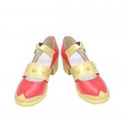 ウマ娘 プリティーダービー エルコンドルパサー コスプレ靴/ブーツ