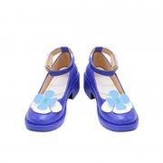 ウマ娘 プリティーダービー 秋川やよい コスプレ靴/ブーツ