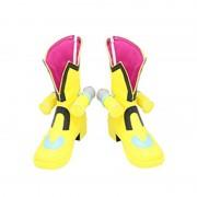 ウマ娘 プリティーダービー ツインターボ コスプレ靴/ブーツ